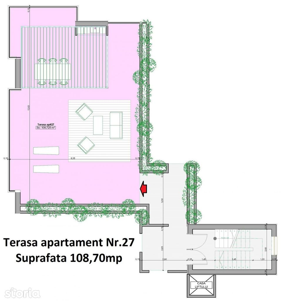 Apartament de vanzare, Constanța (judet), Strada Barbu Catargiu - Foto 5