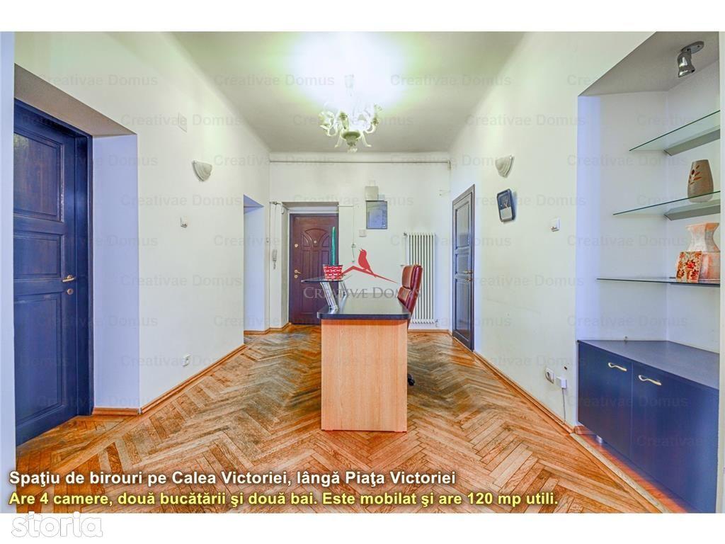Birou de inchiriat, Bucuresti, Sectorul 1, P-ta Victoriei - Foto 10