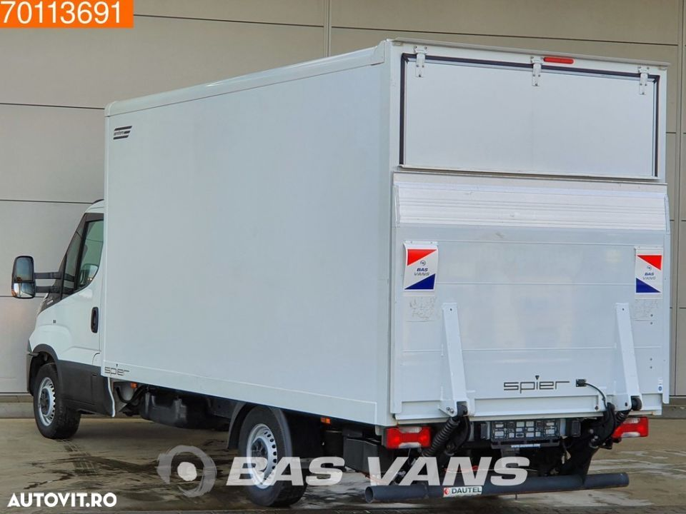 Iveco Daily 35S13 2.3 HPI Bakwagen Automaat Laadklep 18m3 Airco Cruise - 2