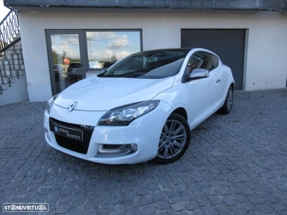 Renault Mégane Coupe 1.5 dCi GT Line SS - 27