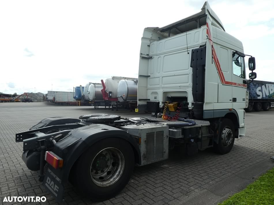 DAF XF 105.410 SPACECAB PTO E5 - 4