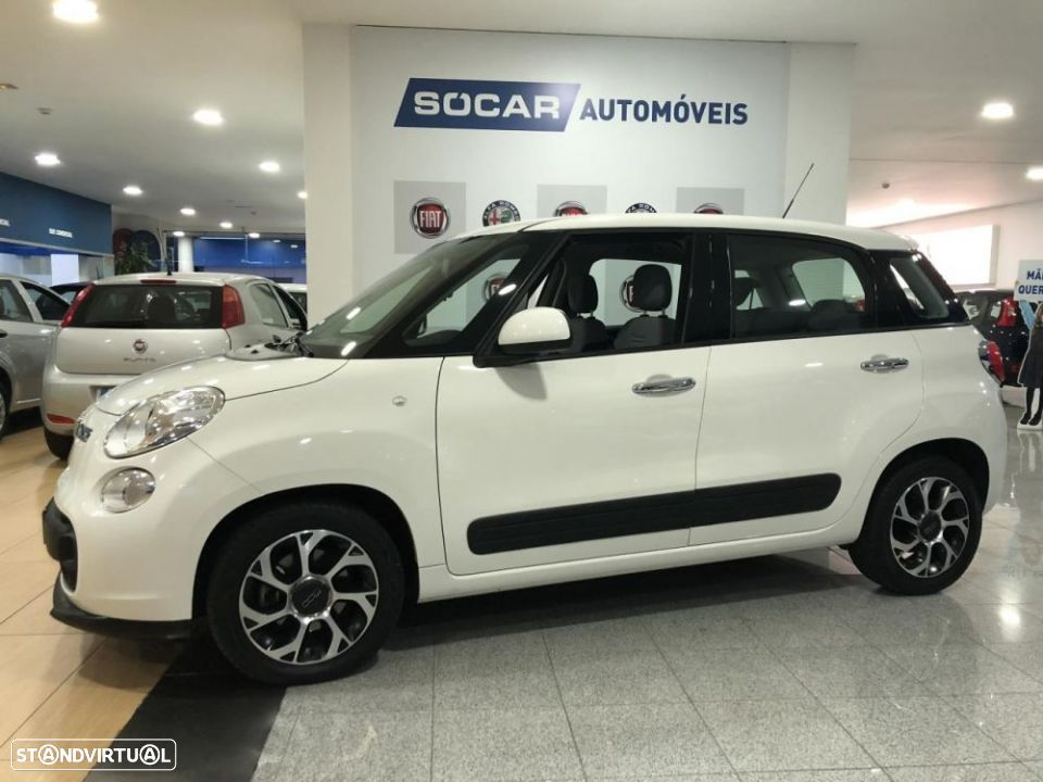 Fiat 500L 1.3 mj pop star s&s - 11
