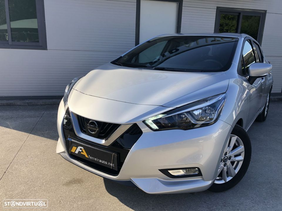 Nissan Micra 1.0 IG-T N-Connecta GPS 100cv - 5