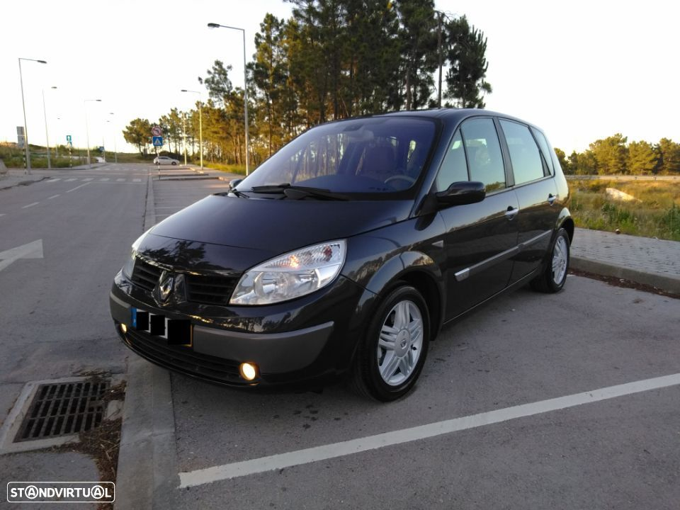 Renault Scénic 1.5 dci 100cv luxe previllege - 1