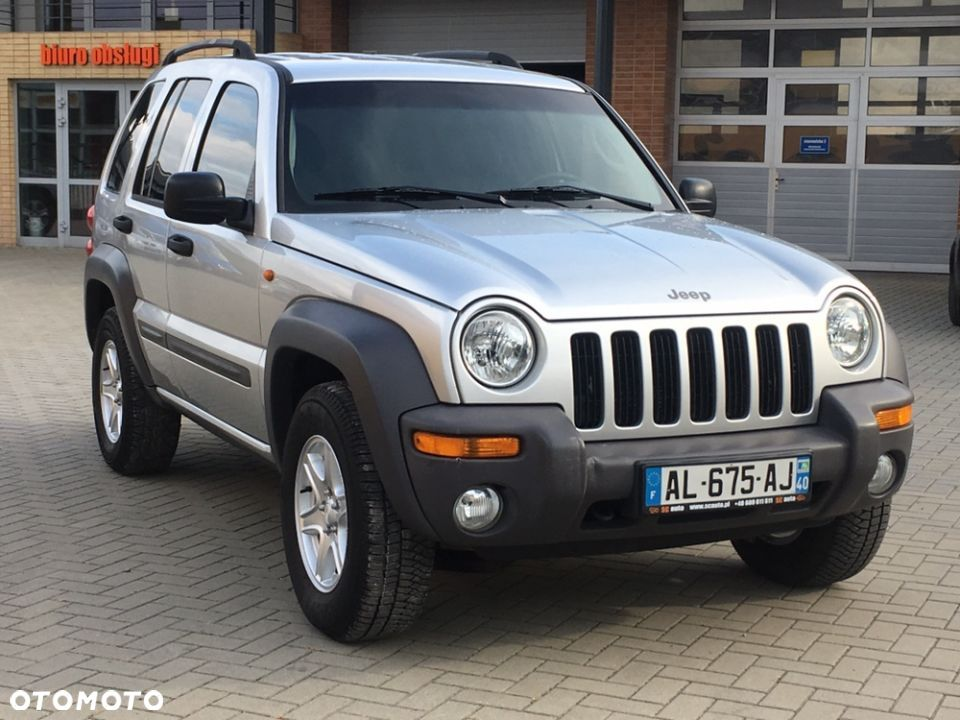 Jeep Cherokee 2.8CRD 4x4 Limited Automat Super stan! - 1