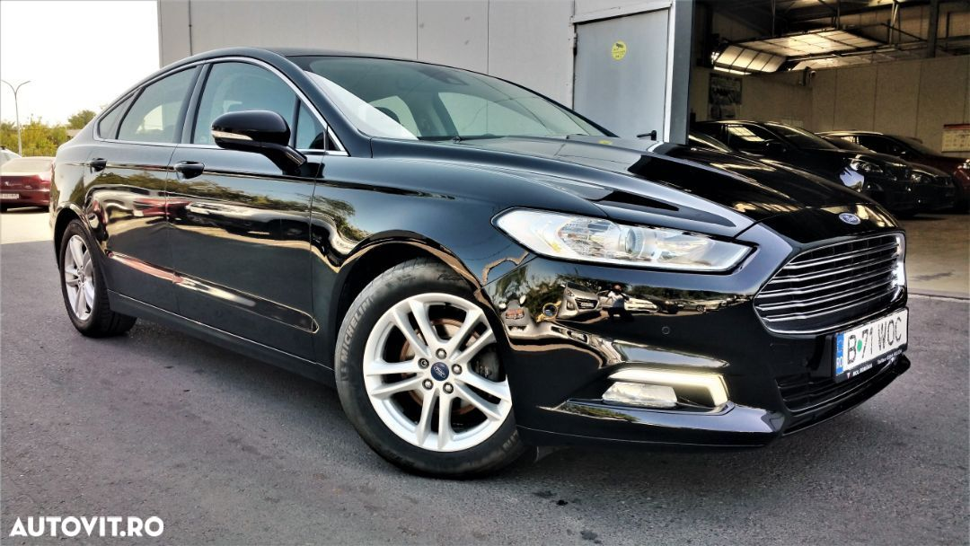 Ford Mondeo Mk5 - 3