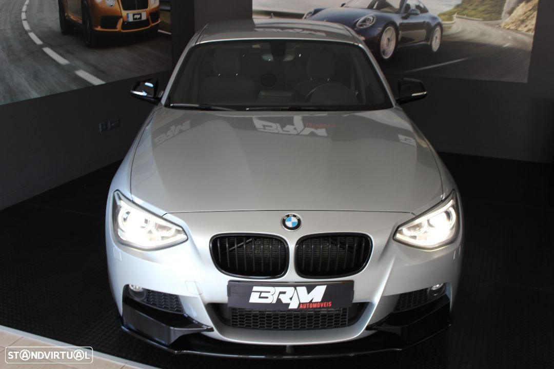 BMW 118 D PACK M PERFORMANCE - 24