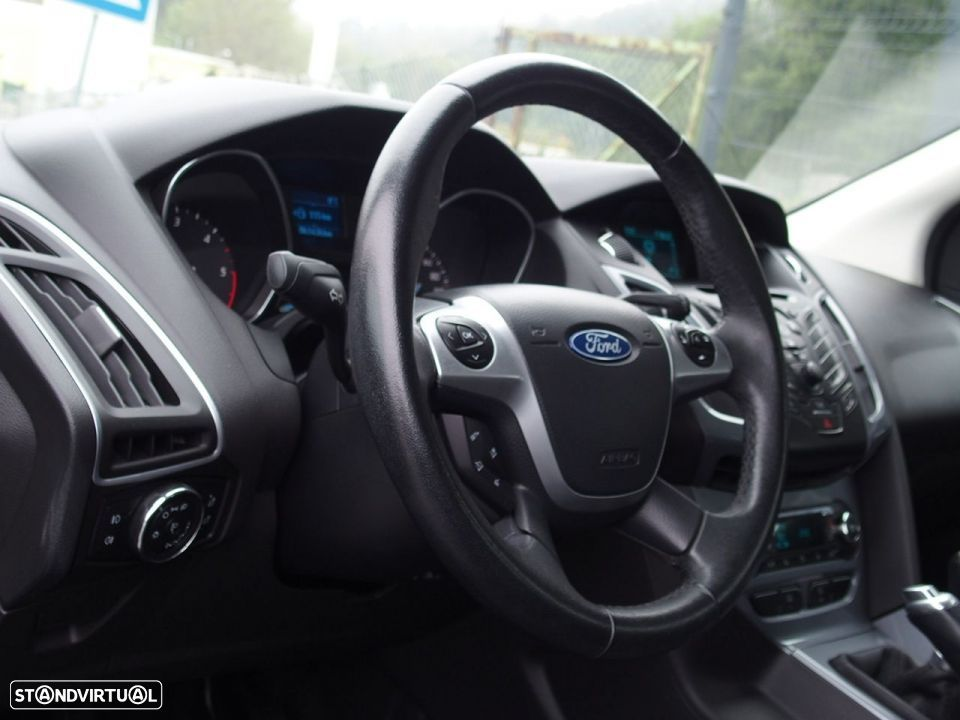Ford Focus SW 1.6 TDCI Trend Econetic - 22