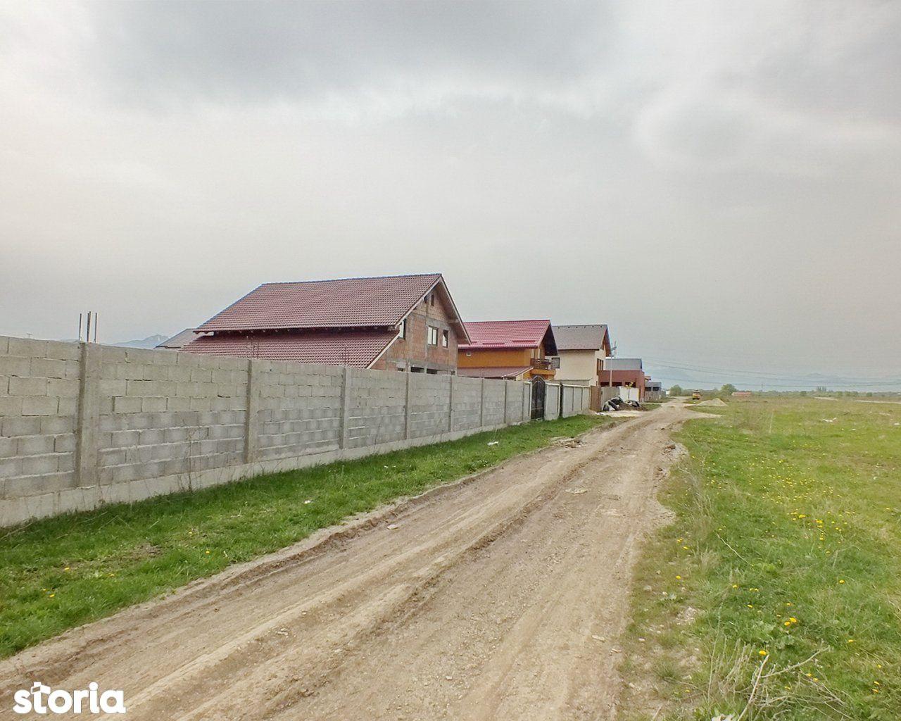Teren de Vanzare, Brașov (judet), Strada Primăverii - Foto 5