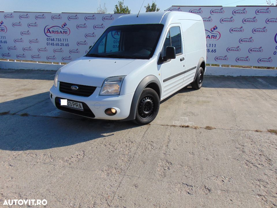 Ford Transit Connect - 13