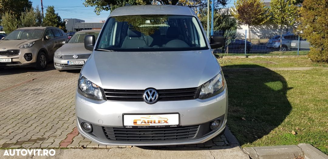 Volkswagen Caddy - 14