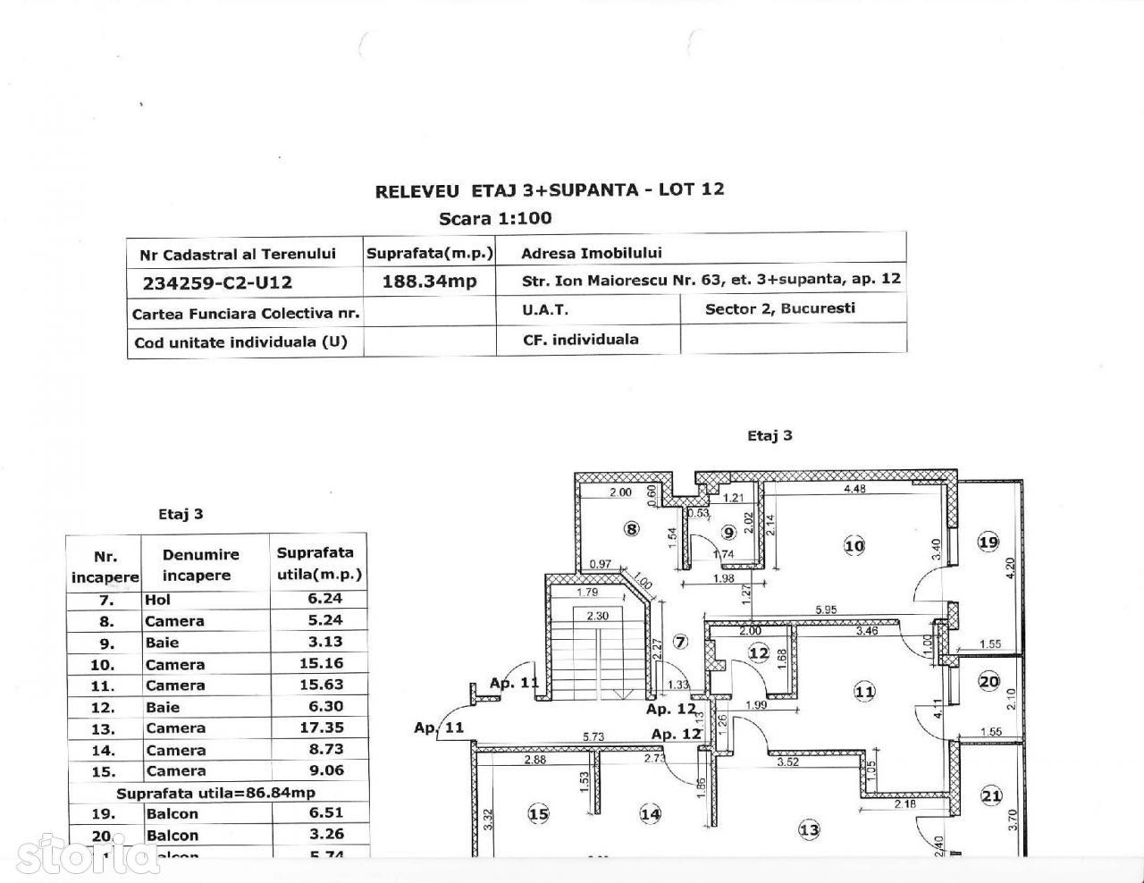 Apartament de vanzare, Bucuresti, Sectorul 2, Obor - Foto 2