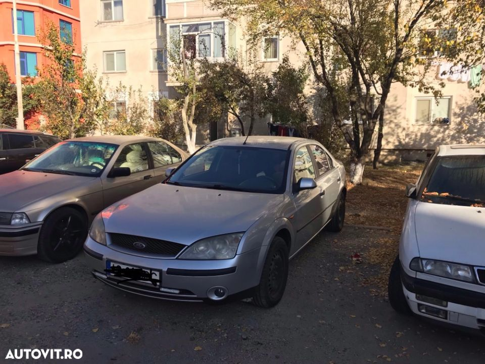 Ford Mondeo Mk3 - 2