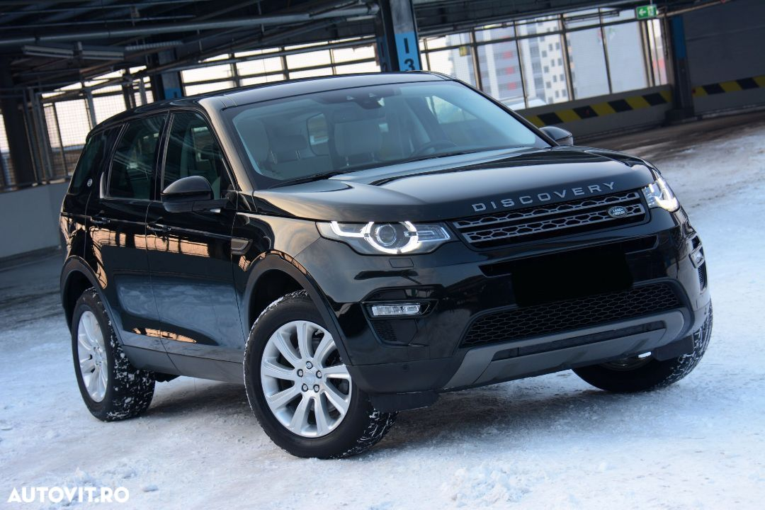 Land Rover Discovery Sport - 3