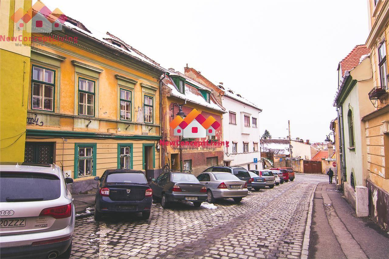 Spatiu Comercial de vanzare, Sibiu (judet), Orasul de Sus - Foto 1