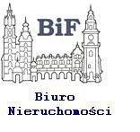 To ogłoszenie mieszkanie na sprzedaż jest promowane przez jedno z najbardziej profesjonalnych biur nieruchomości, działające w miejscowości Kraków, Centrum: BIF- BIURO NIERUCHOMOŚCI
