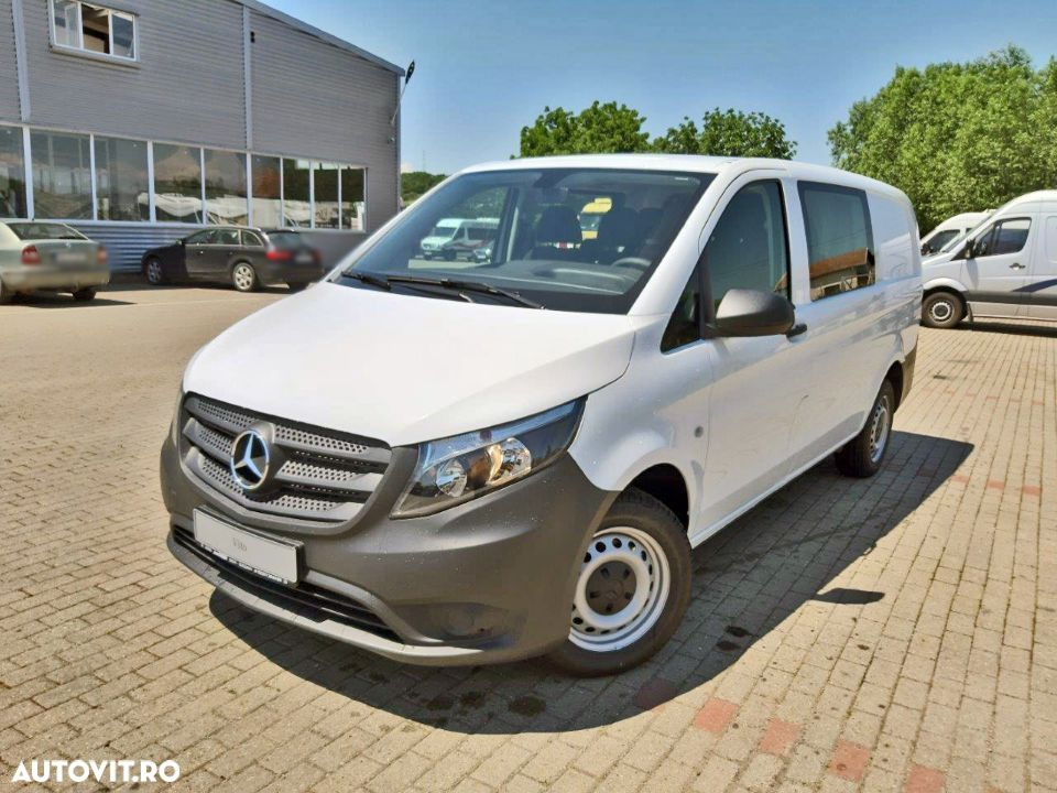Mercedes-Benz Vito 114 cdi lung/Mixto - 1
