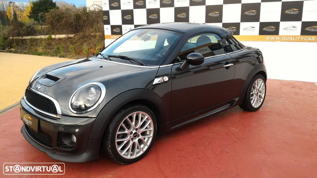 MINI Coupé coupe SD JCW - 4