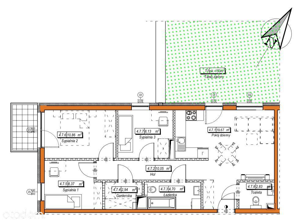 4 Pokoje Mieszkanie Na Sprzedaż Pruszków Pruszkowski Mazowieckie 59580552 Wwwotodompl
