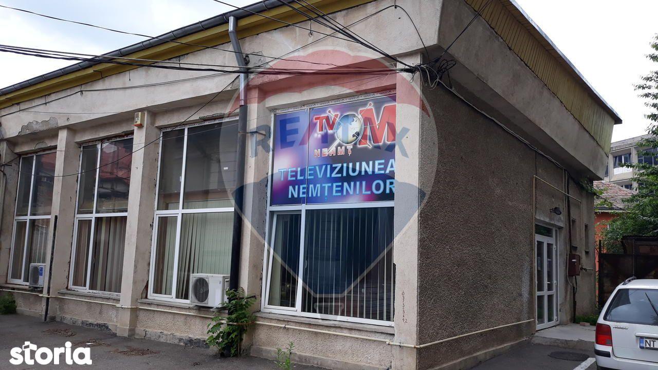 Spatiu Comercial de inchiriat, Neamț (judet), Strada Mihai Eminescu - Foto 1