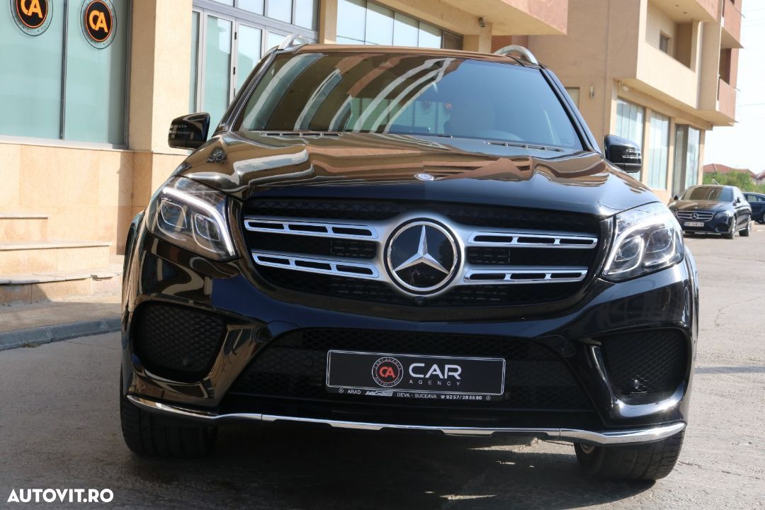 Mercedes-Benz GLS 350 - 5