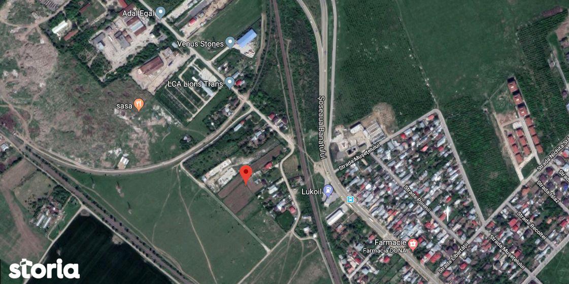 Teren de Vanzare, Ilfov (judet), Chitila - Foto 3