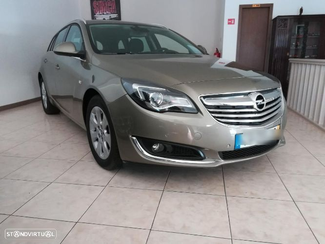 Opel Insignia Sports Tourer 2.0 CDTi Executive ecoFLEX - 1