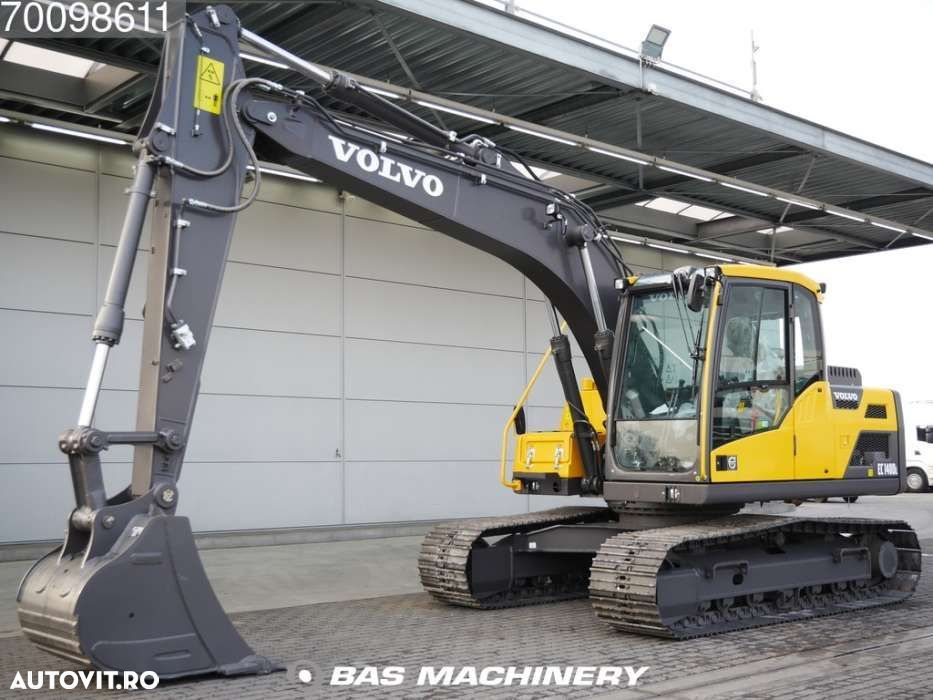 Volvo EC140DL New unused 2018 machine - 1