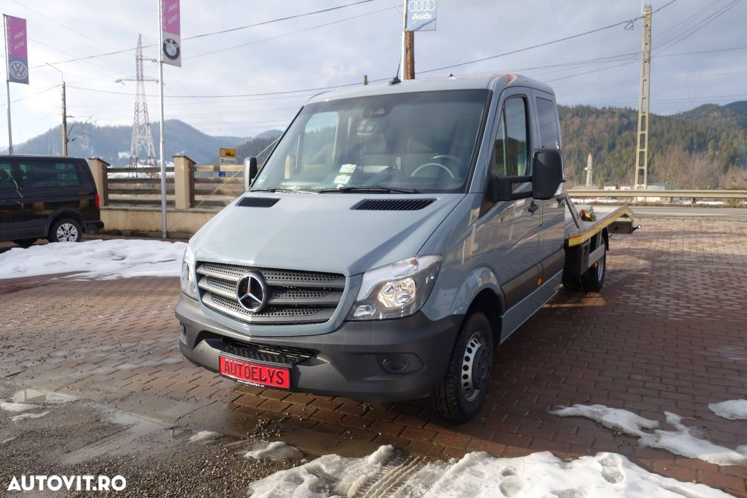 Mercedes-Benz SPRINTER 519 CDI - 5