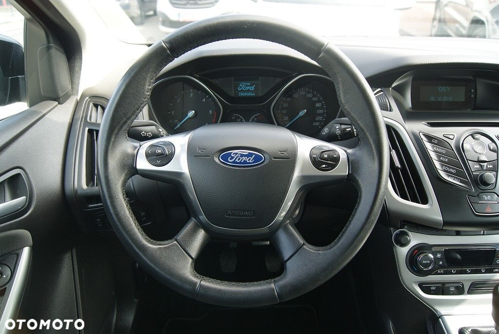 Ford Focus 1,6 Tdci, f-ra vat 23%, salon pl - 13