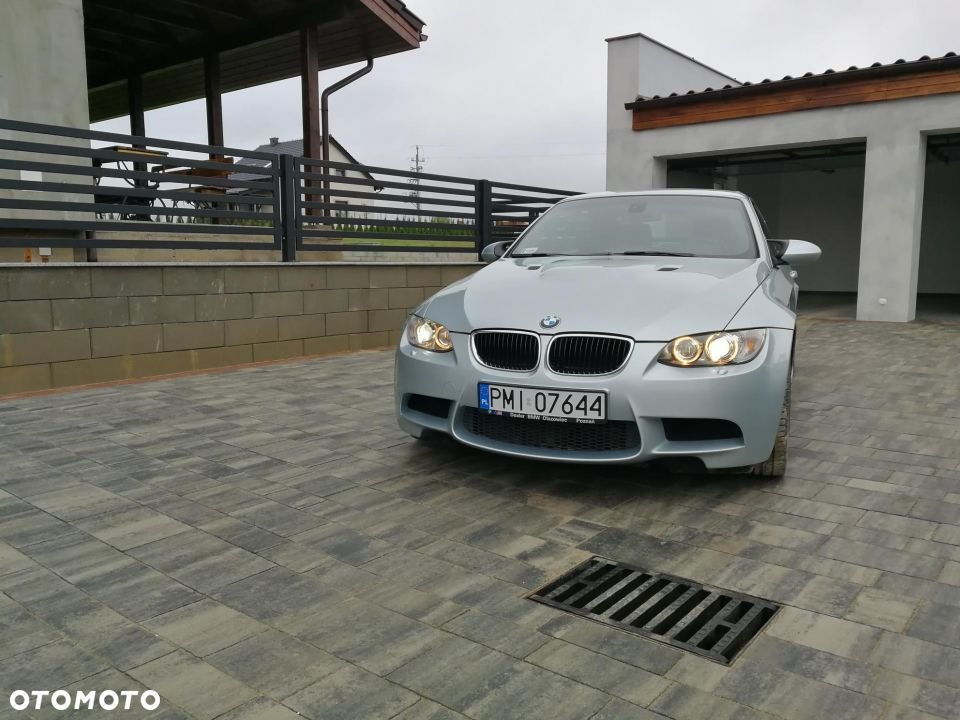 BMW M3 BMW M3 Cabrio V8 manual 420PS - 1