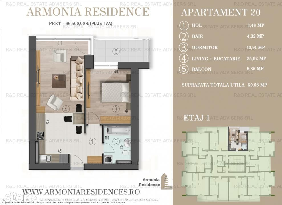 Apartament de vanzare, București (judet), Aleea Ion Agârbiceanu - Foto 7