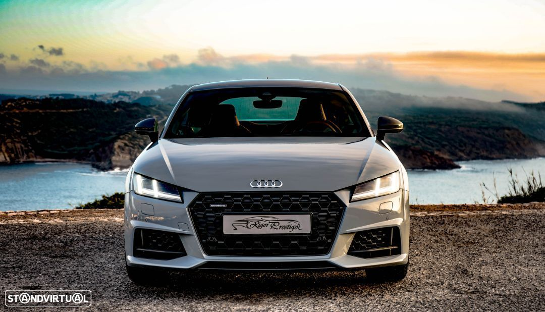 Audi TT 20 Years Limited Edition - 5