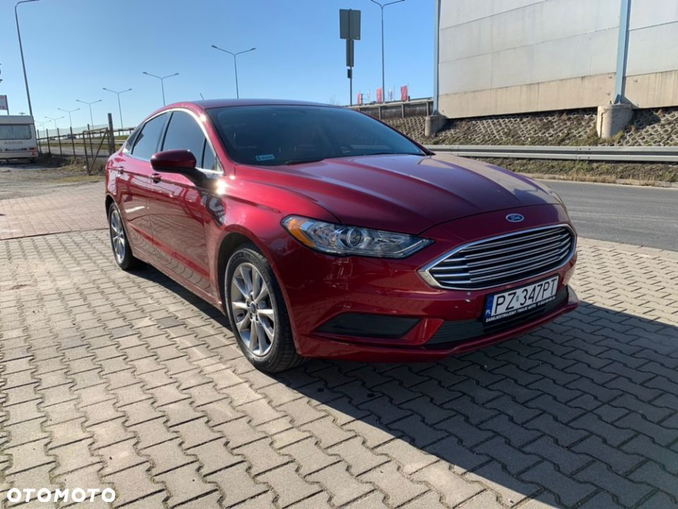 Ford Mondeo Ford Mondeo/Fusion 1.5 Ecoboost 182KM automat - 1