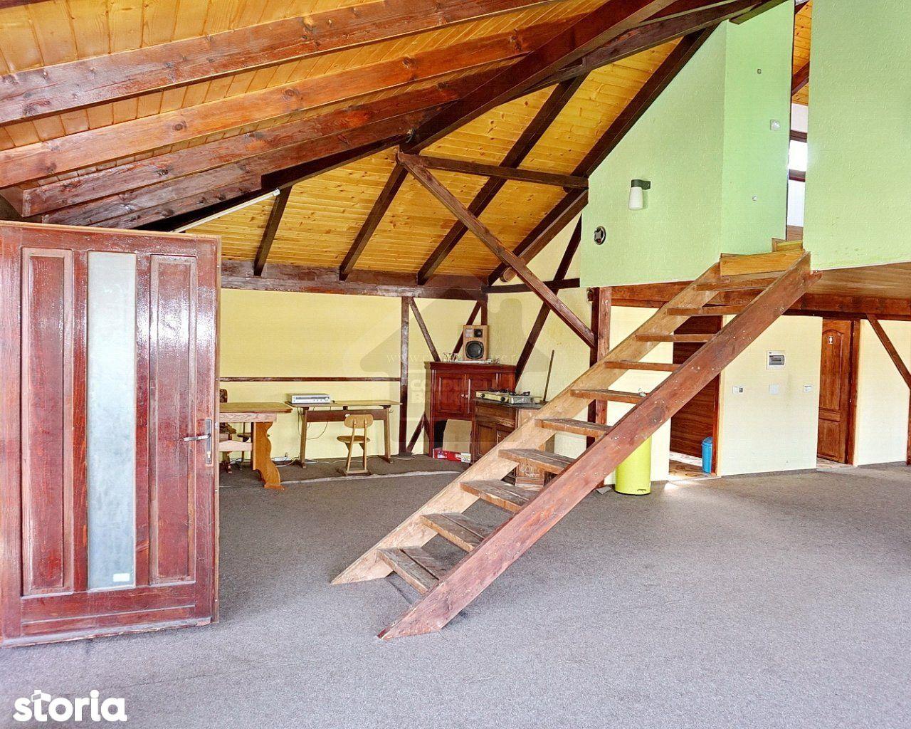 Spatiu Comercial de inchiriat, Brașov (judet), Bartolomeu - Foto 8