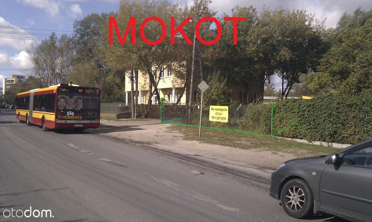 Działka na wynajem, Warszawa, Dolny Mokotów - Foto 4