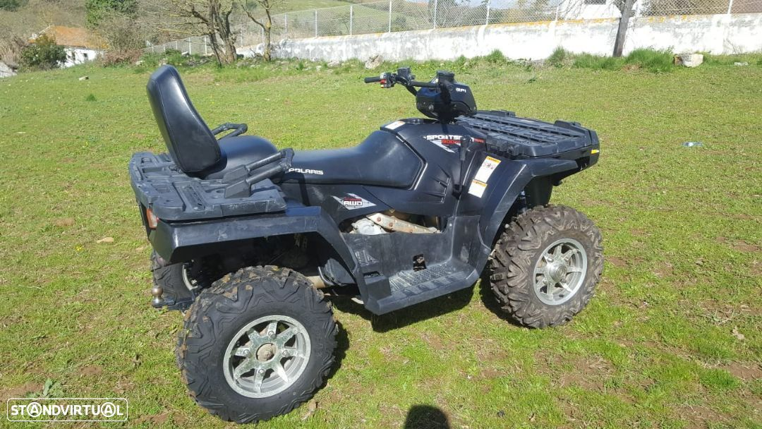 Polaris Sportsman  Touring 800 - 6