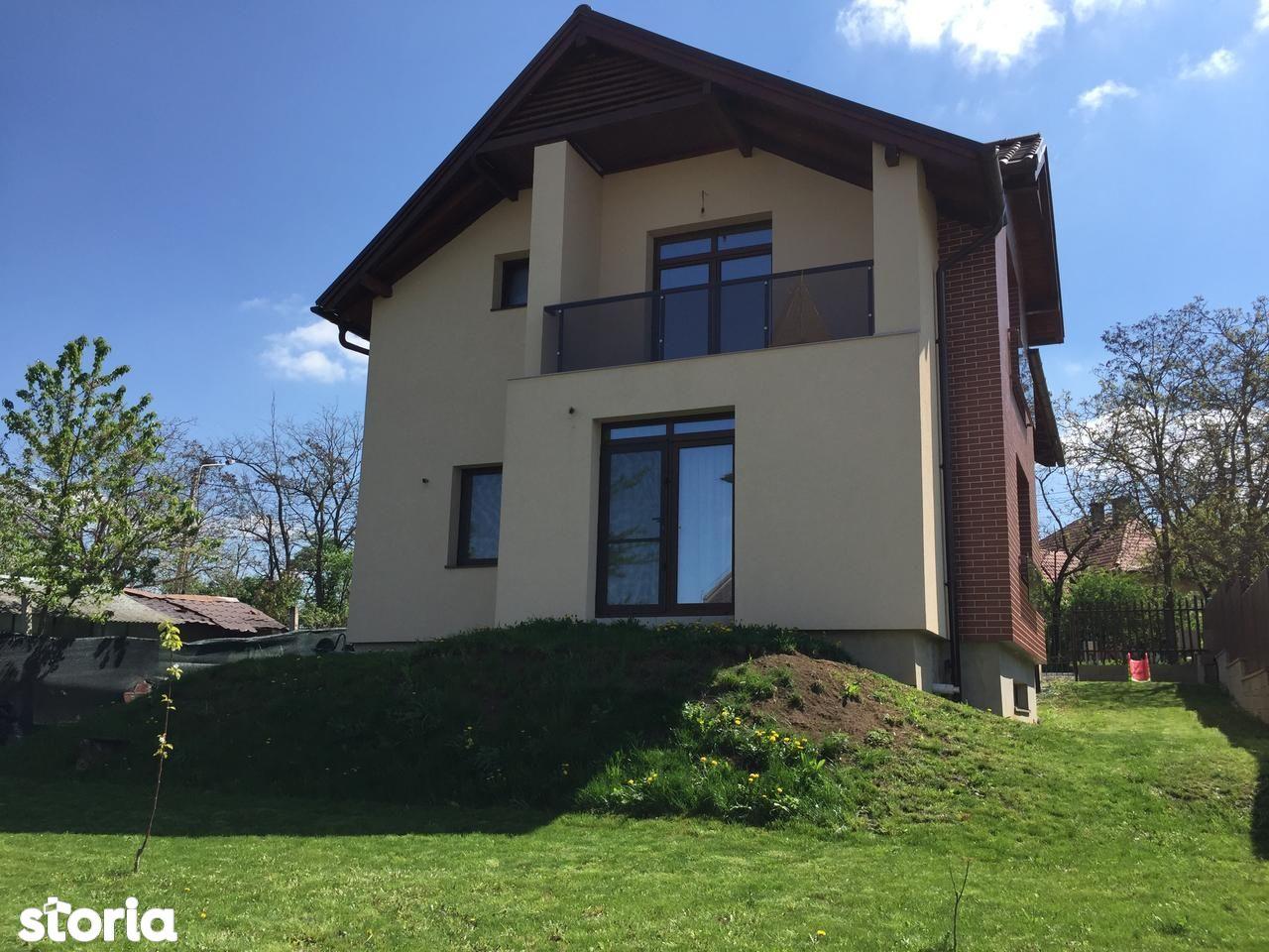 Casa de vanzare, Cluj (judet), Strada Borhanciului - Foto 1