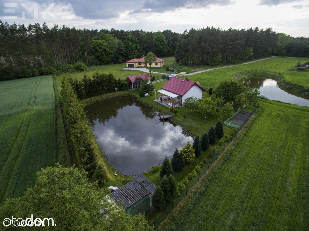 Dom na sprzedaż, Zarośle Cienkie, toruński, kujawsko-pomorskie - Foto 18