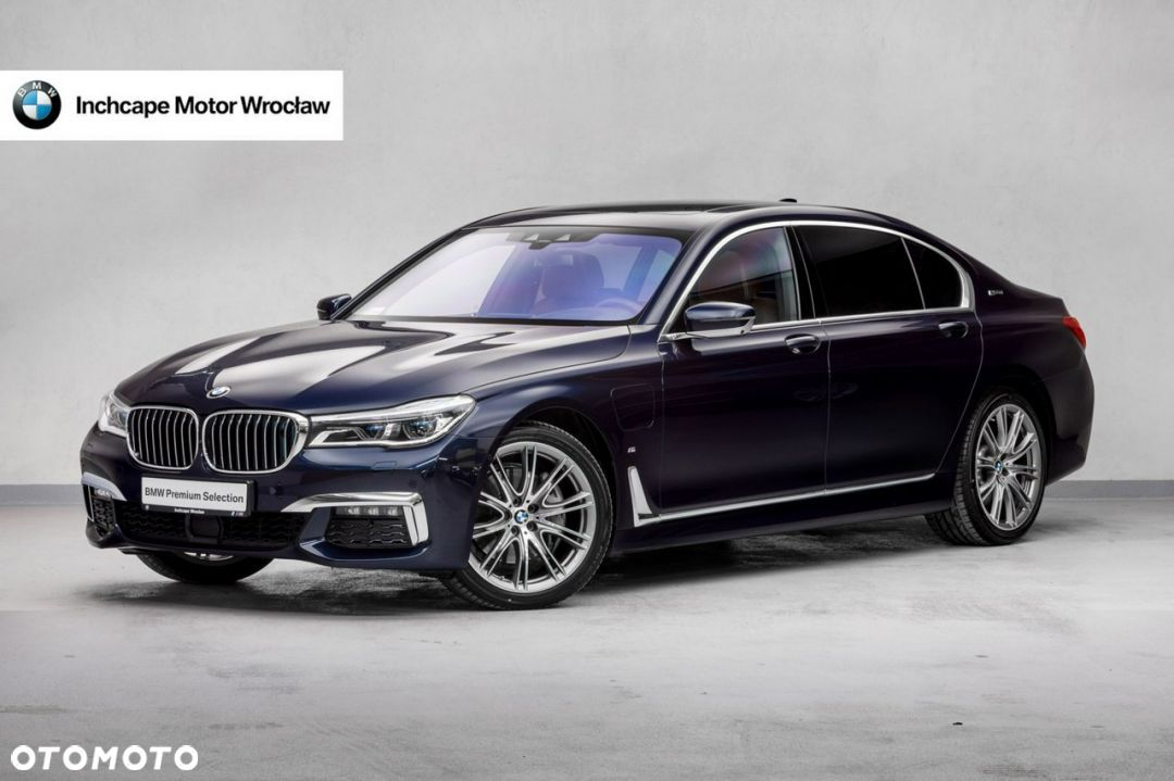 BMW Seria 7 740Le xDrive iPerformance Sedan | BMW Individual Composition | - 1