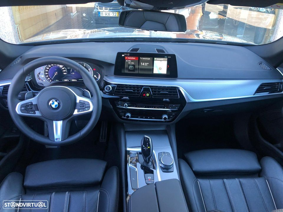 BMW 520 d Touring Pack M - 25
