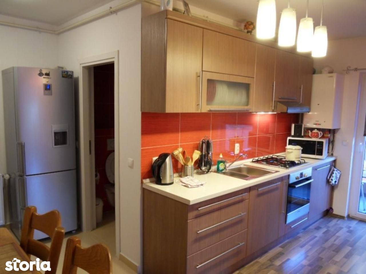 Apartament de inchiriat, Cluj (judet), Strada Carol Davila - Foto 4