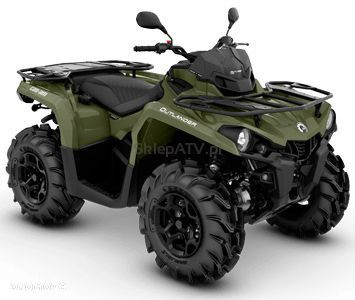 Can-Am Outlander 570 PRO T MODEL Z 2019 - 1