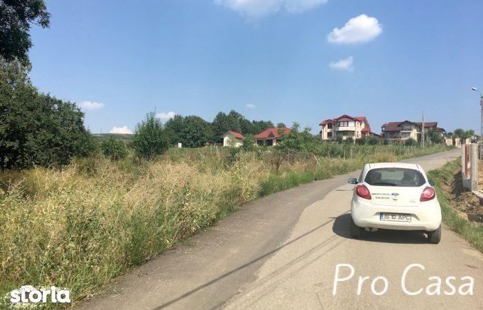 Teren de Vanzare, Iași (judet), Bucium - Foto 3