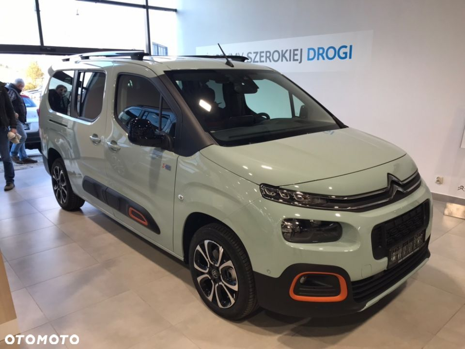 Citroën Berlingo XTR 1.5 HDi Shine 130PS, 7 osobowy wersja XL - 1