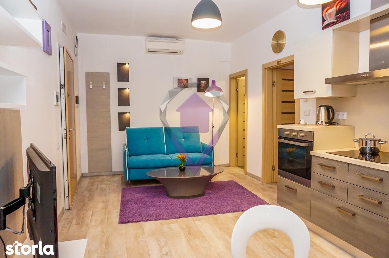 Apartament de inchiriat, Cluj (judet), Centrul Vechi - Foto 3