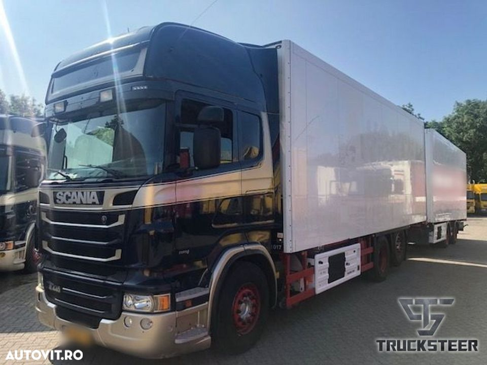 Scania R440 6x2 ThermoKing Schmitz Euro 6  01/2013 - 1