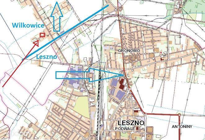 Działka na sprzedaż, Wilkowice, leszczyński, wielkopolskie - Foto 2