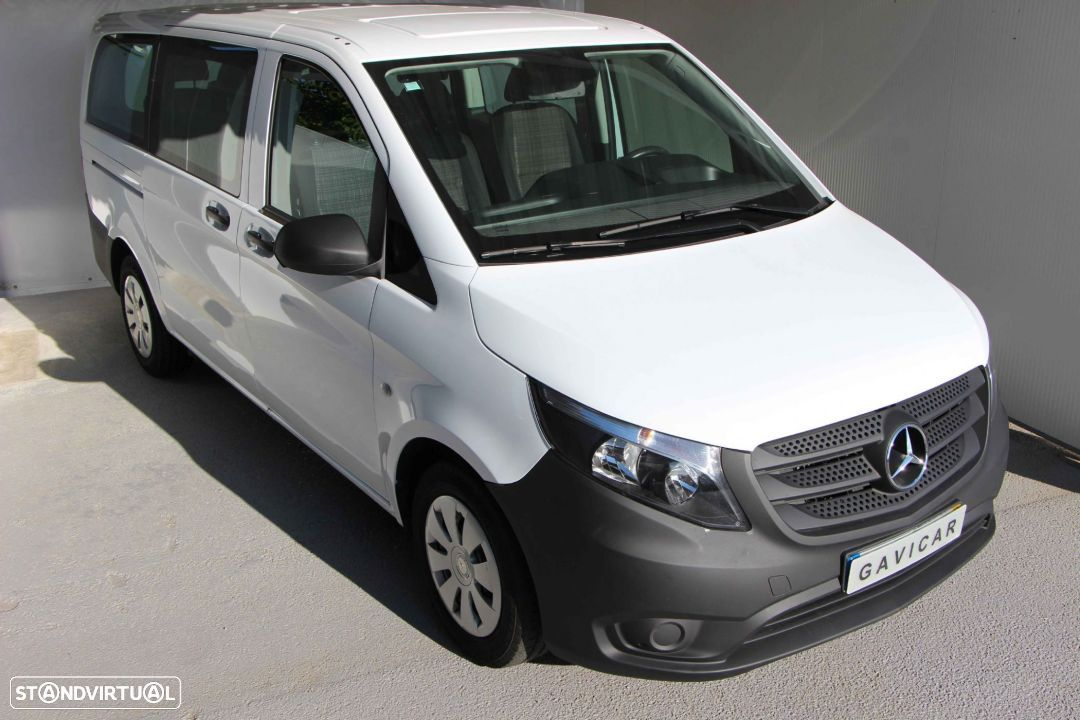 Mercedes-Benz Vito TOURER 111 BLUETEC - 22