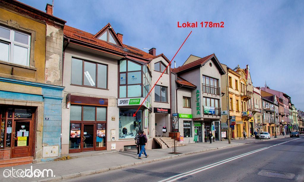 Lokal użytkowy na wynajem, Bochnia, bocheński, małopolskie - Foto 1